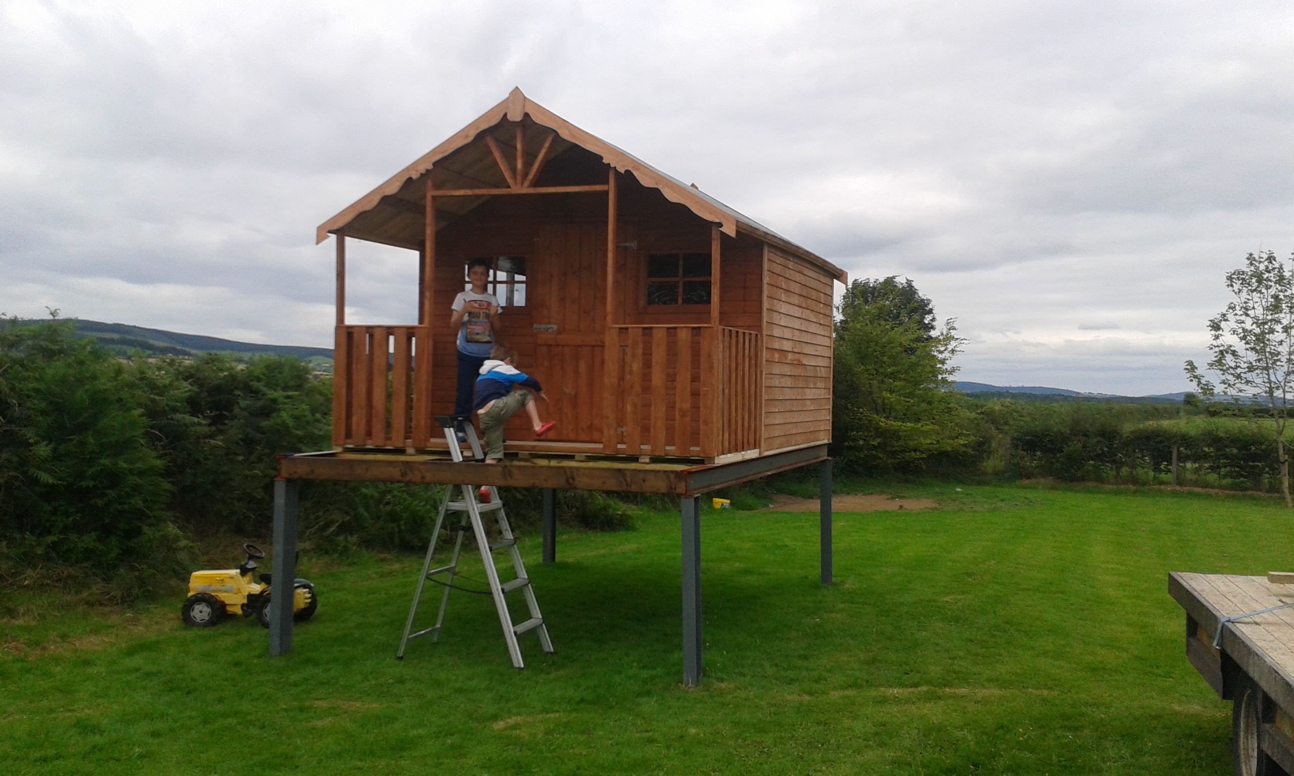Custom Sheds Ireland Dublin Wicklow Wexford Sheds Fencing Garages Shedworldwexford Com
