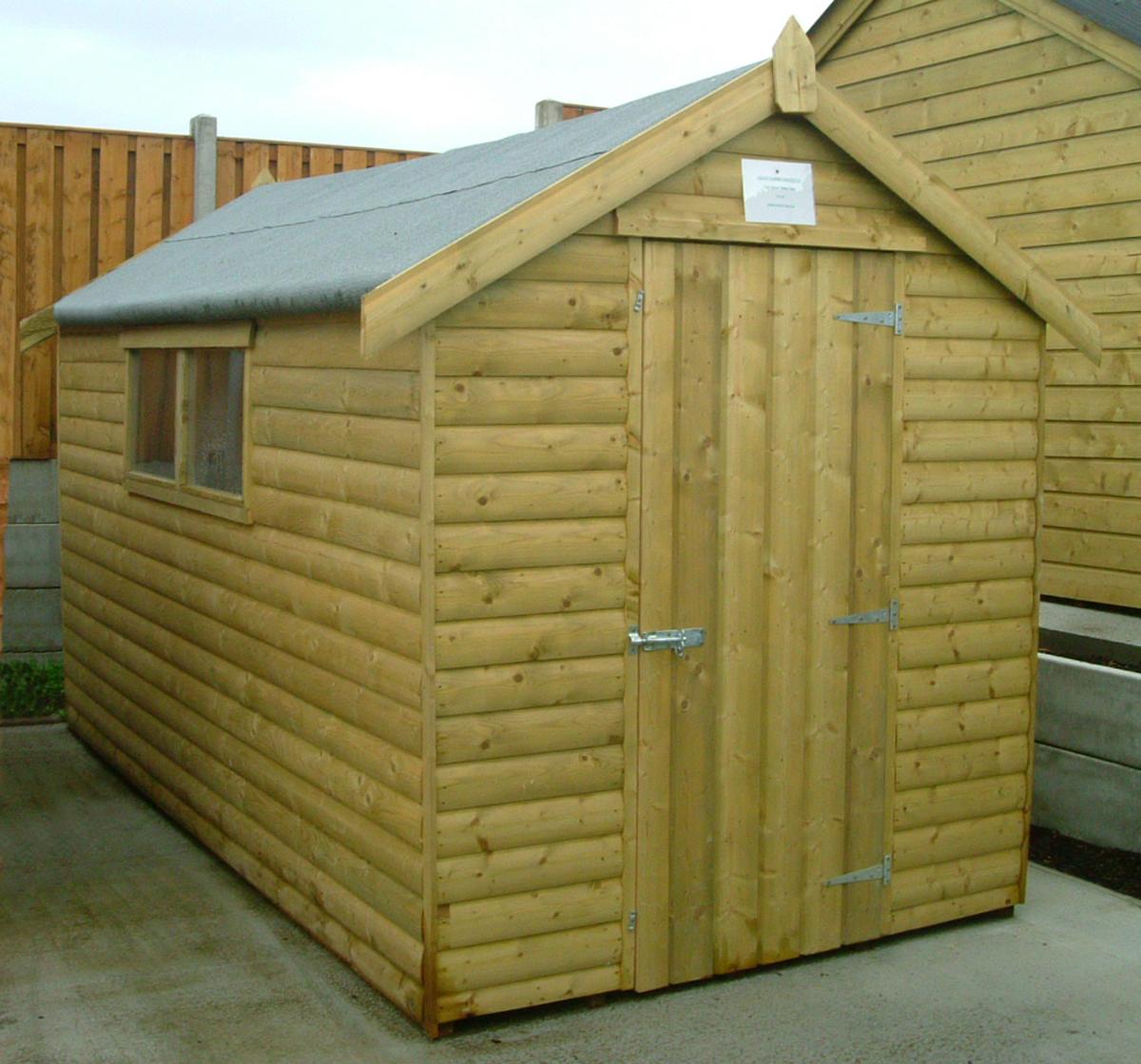 Garden Sheds Limerick garden sheds ireland | dublin wicklow wexford sheds fencing