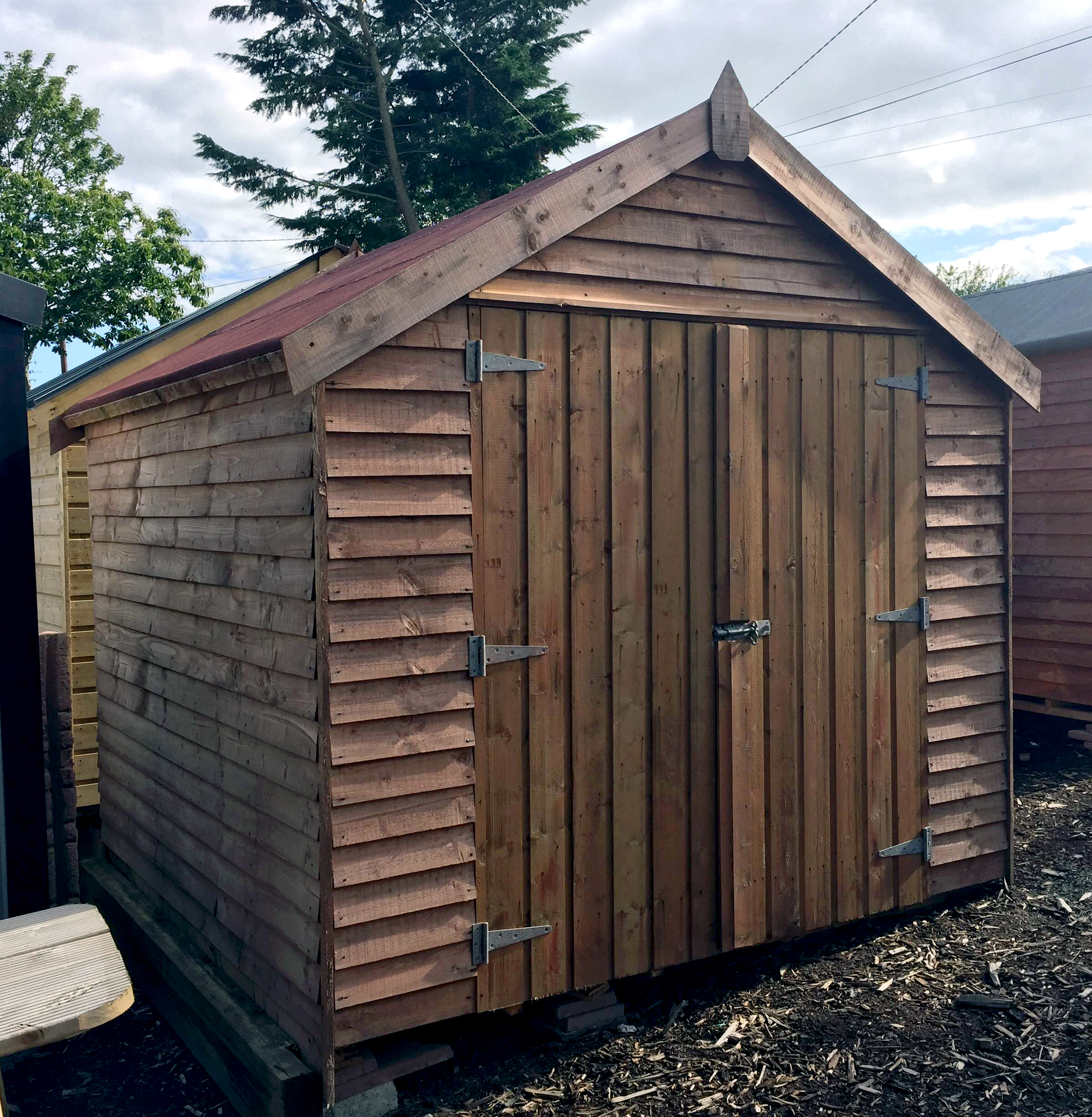 vertical sheds w wayfair buy shed a manor outdoor in keter x d ft storage plastic pdx reviews