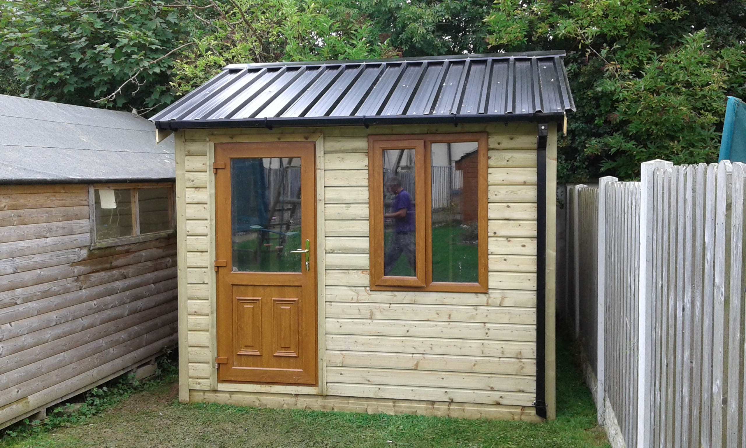 Garden Sheds Ireland Dublin Wicklow Wexford Sheds Fencing Garages