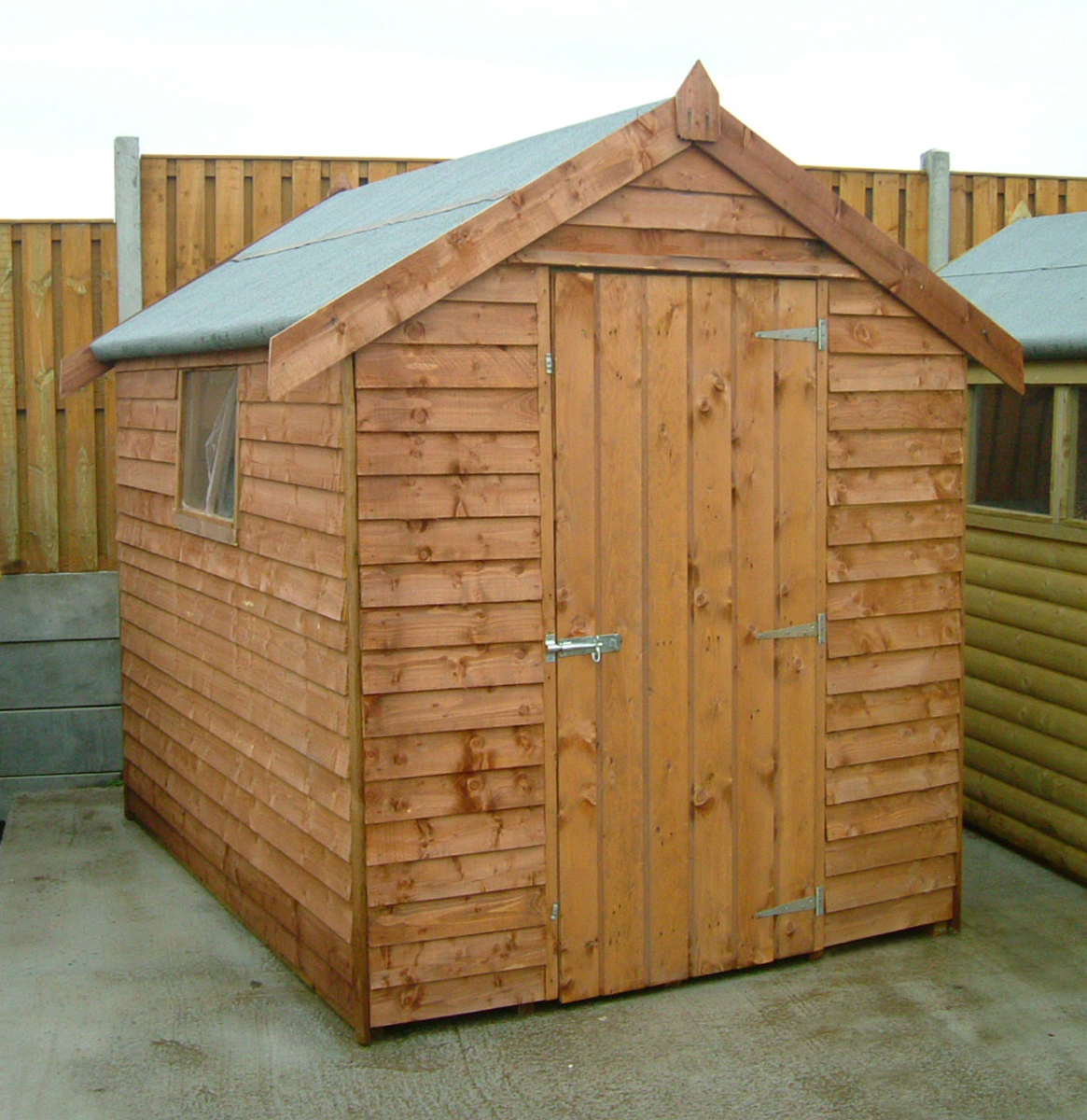 garden sheds ireland fencing and garages wexford
