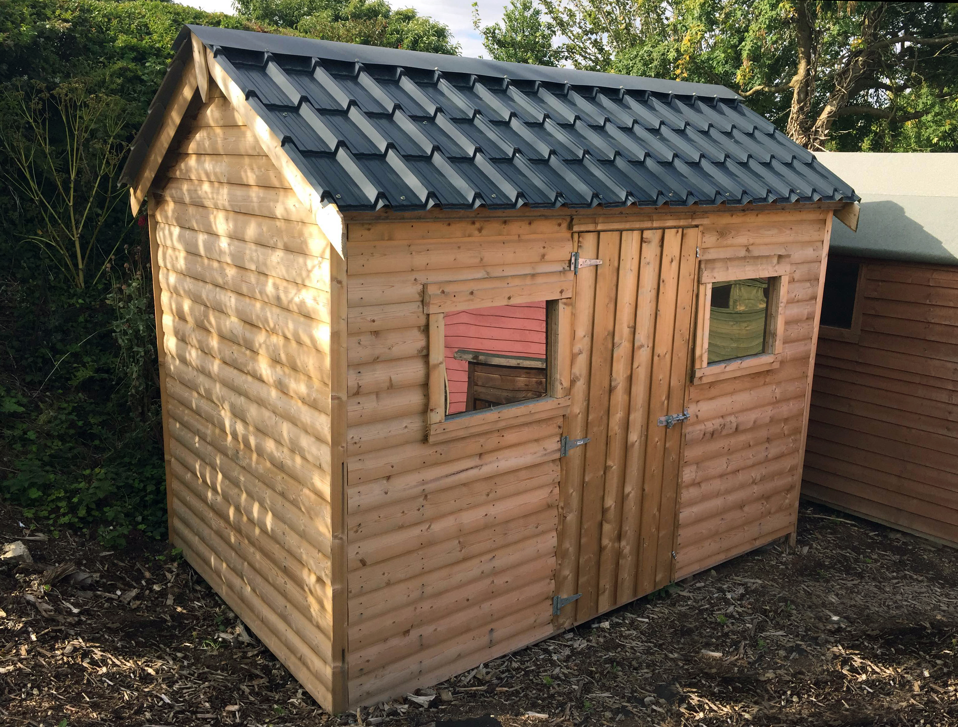 garden sheds ireland dublin wicklow wexford sheds. Black Bedroom Furniture Sets. Home Design Ideas