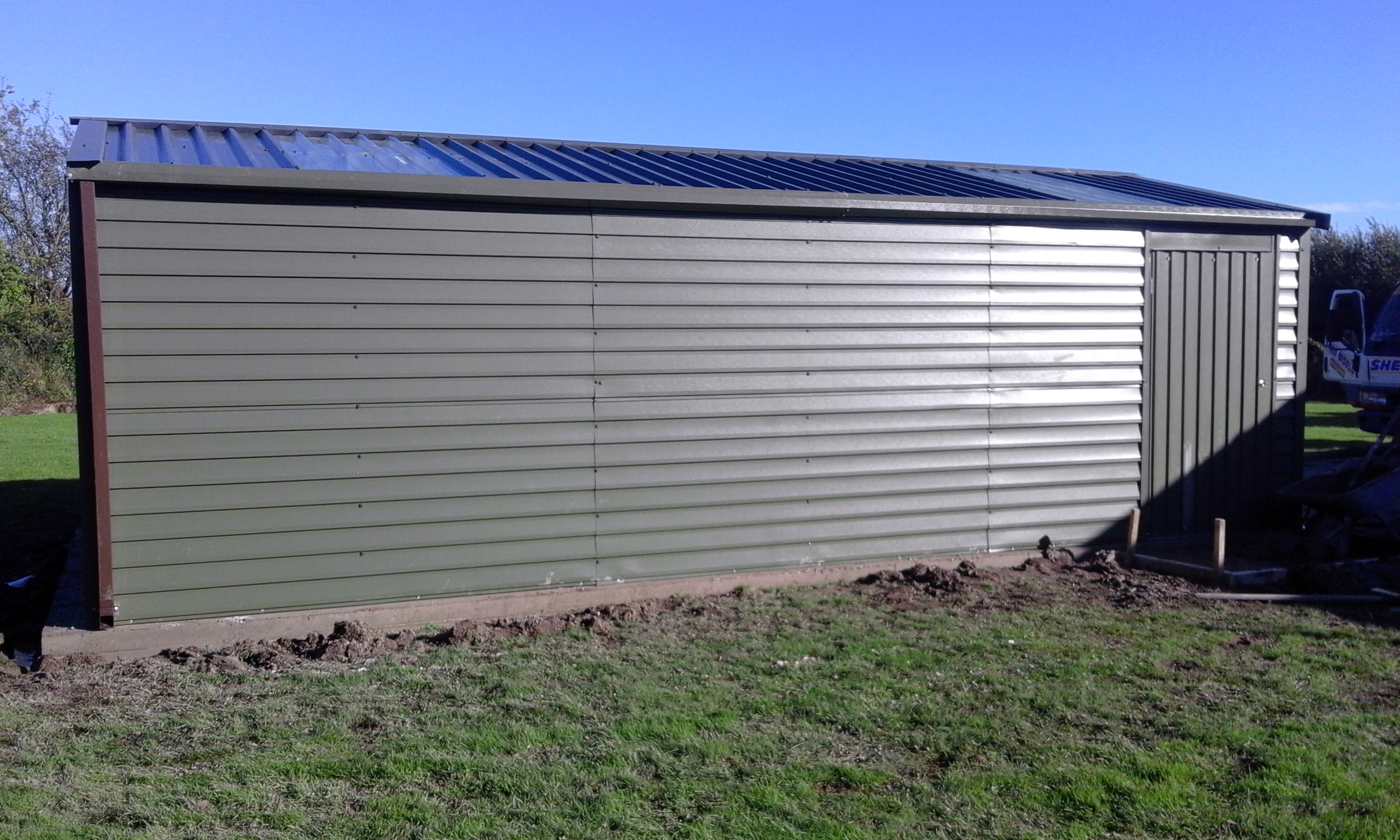 photos service our on garage see of some image metal call steel click to an buildings below