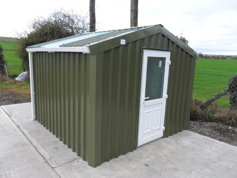 Garden Sheds Limerick steel sheds ireland | dublin wicklow wexford sheds fencing garages