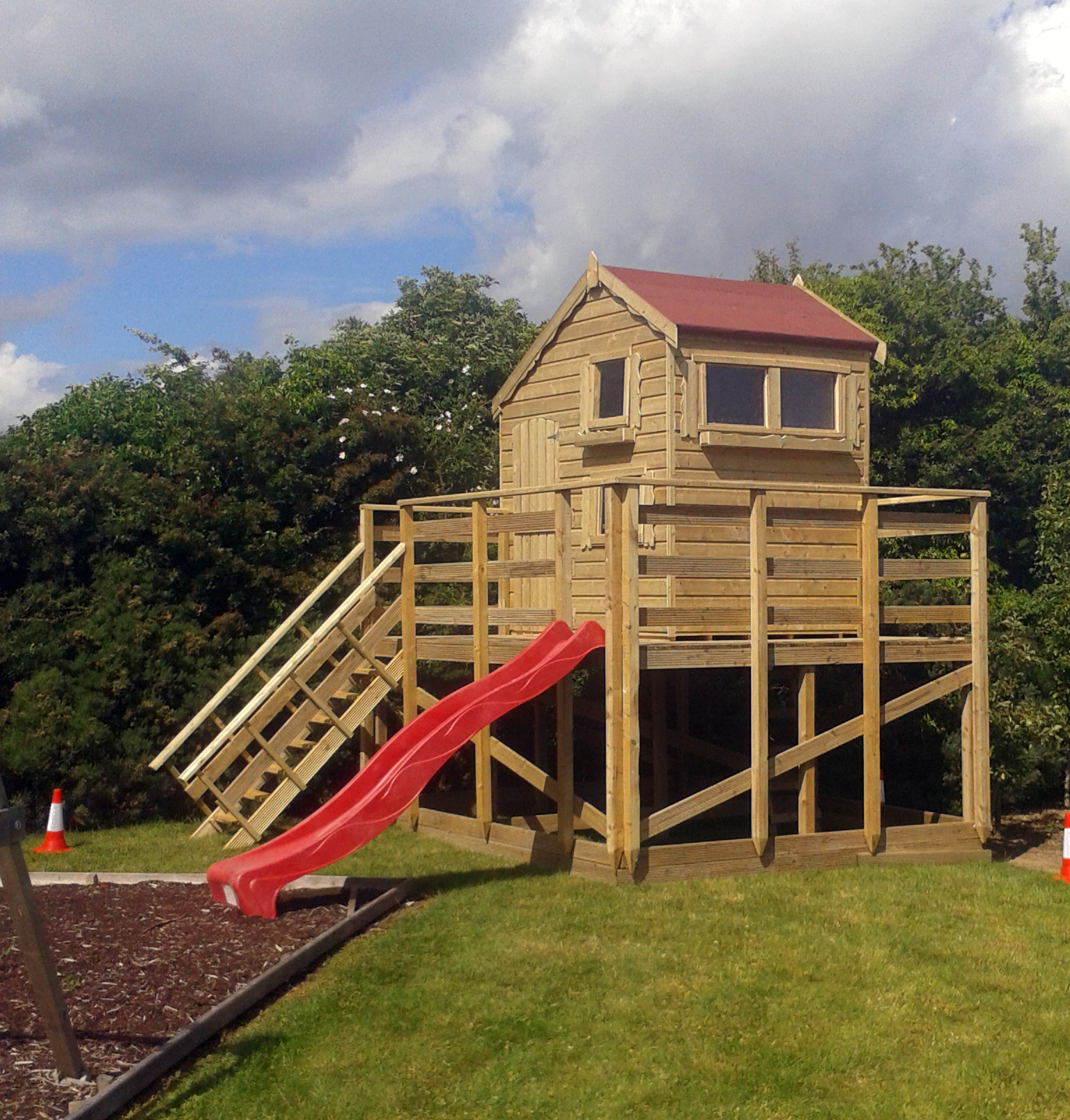 Wendyhouse Ireland Dublin Wicklow Wexford Sheds Fencing