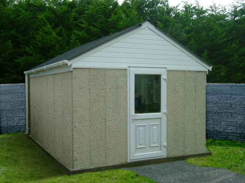 garden sheds galway